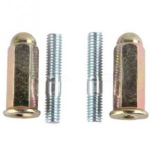 gy6 muffler screw and nuts