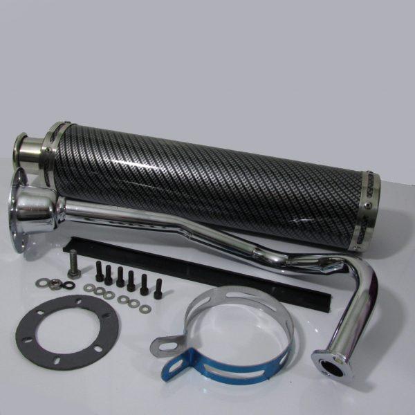 150cc-muff
