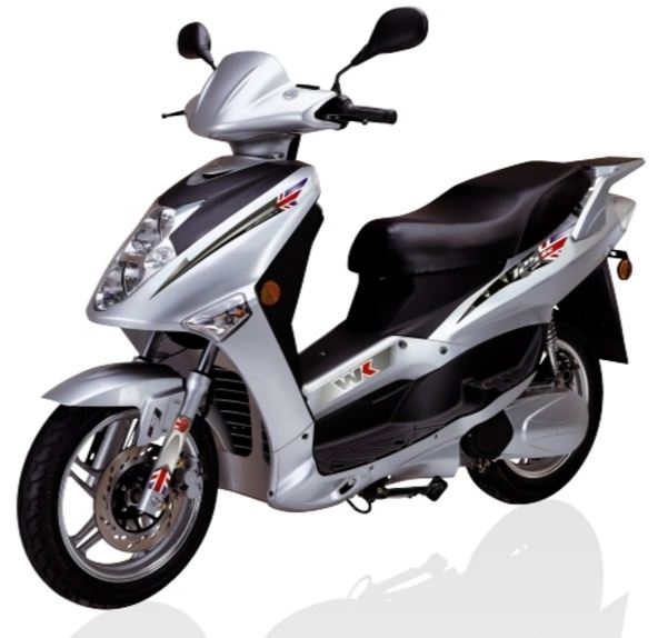 125cc Scooter Parts