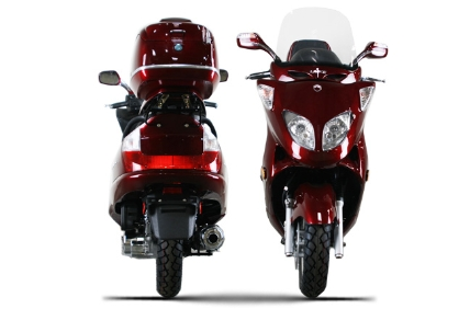 250cc Scooter Parts
