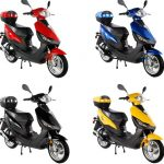 Different types of 50cc Scooters