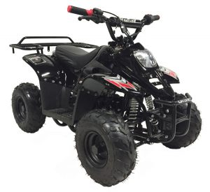 Black Mountopz 110cc 4wheeler atv for sale