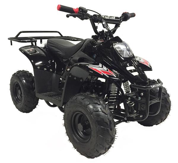 Black Mountopz 110cc 4wheeler atv for sale