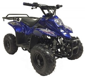 Blue Mountopz 110cc 4wheeler-atv