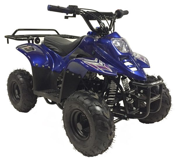 Blue Mountopz 110cc 4wheeler-atv