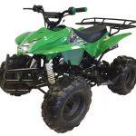Green 125cc ATV 4 Wheeler