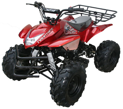 Mountopz 125cc 4wheeler ATV | Hotstreet Scooters