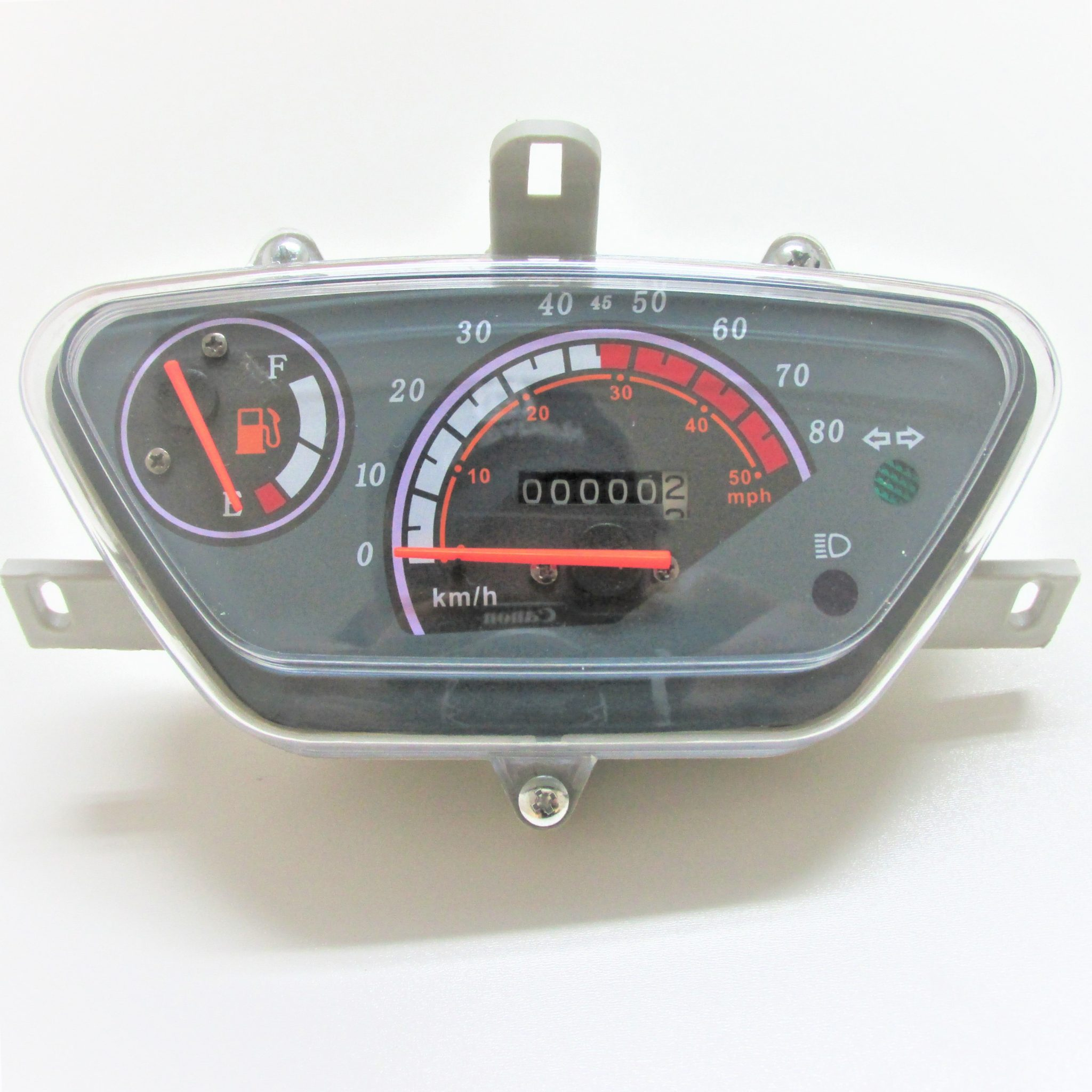 49cc 139 Qmb Gy6 Engine Parts Diagram 50cc Instrument Gauge For Scooter Moped Speedometer