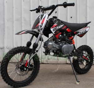 Coolster 125cc dirt bike motocross motorcycle