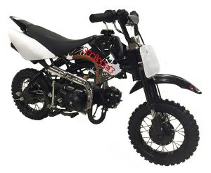 Coolster 70cc trail dirt-bikes motocross