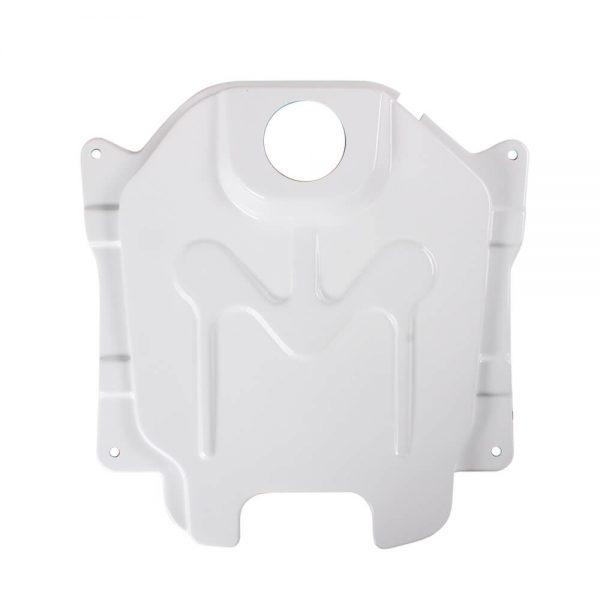 NCY, Gas Tank Cover (White); Honda Ruckus