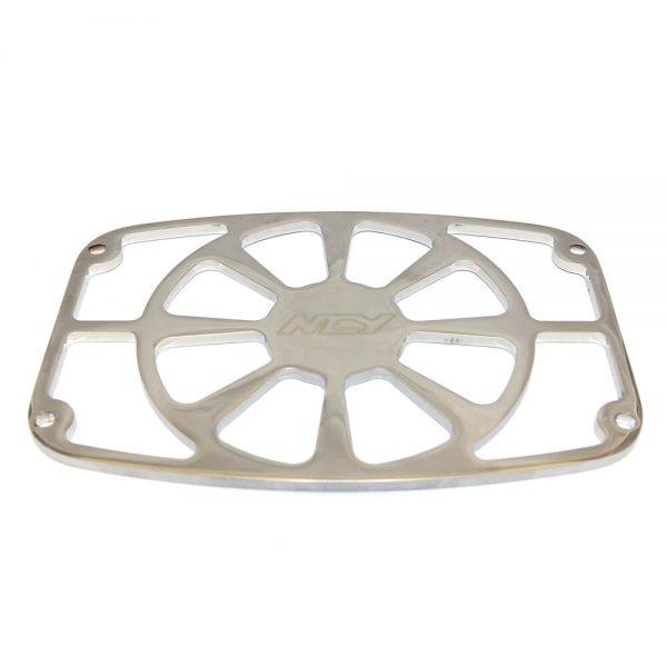 NCY Radiator Cover (Chrome); Honda Ruckus, Metropolitan