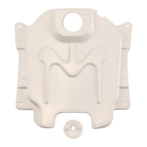 NCY Gas Tank Cover (Composite, Primered); Honda Ruckus