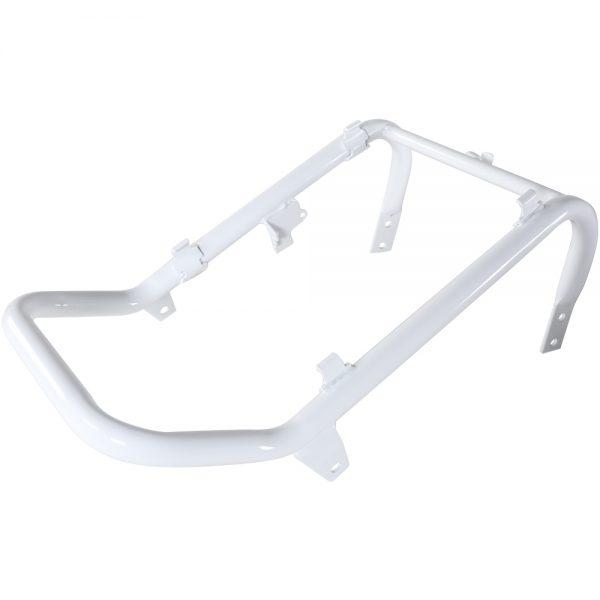 NCY Lowered Seat Frame (Gloss White); Honda Ruckus