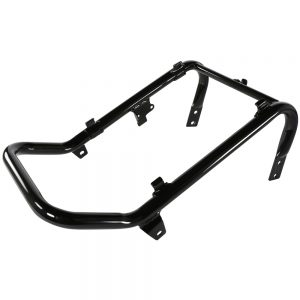 NCY Lowered Seat Frame (Gloss Black); Honda Ruckus
