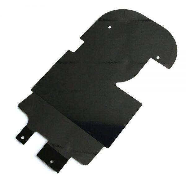 NCY Luggage Board (Black); Honda Ruckus