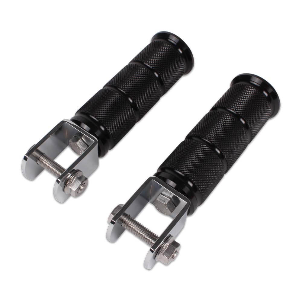 NCY Ruckus Footpegs for Footrest Kit (Black); pair