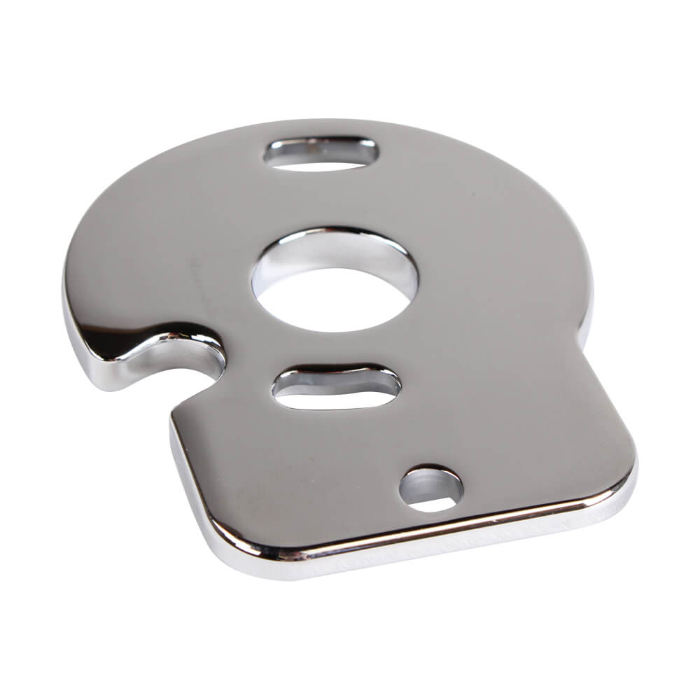 NCY Speedo Bracket (Chrome); Honda Ruckus