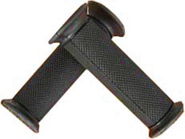 NCY Grip Set (Rubber, Black, Open Ends); Universal