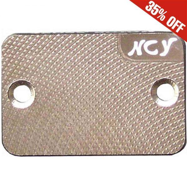 NCY Master Cylinder Cover (Titanium); Genuine/Yamaha