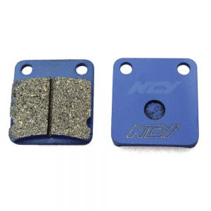 NCY Brake Pads (Performance, Front, Rear); Daelim, Sachs