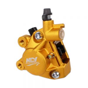 NCY Forged Brake Caliper (Gold); Zuma 50, Buddy 50 , RH50