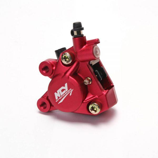 NCY Forged Brake Caliper (Red); Zuma 50, Buddy 50 , RH50
