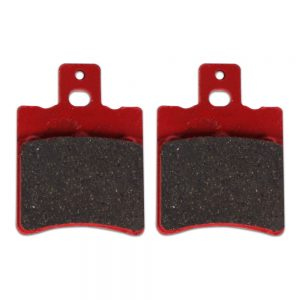 NCY Performance Brake Pads (Front); Buddy 50, Ruckus