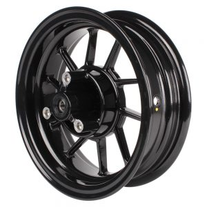 NCY Front End Kit Rim (Black, 10 Spoke); Ruckus