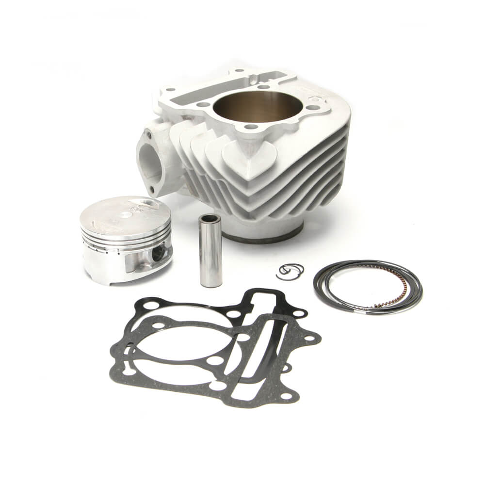 NCY Cylinder Kit (177cc, Ceramic, 62mm,15mm pin); GY6