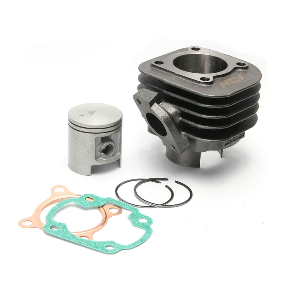 NCY 68cc Cylinder Kit (Iron,10mm pin) Minarelli AC
