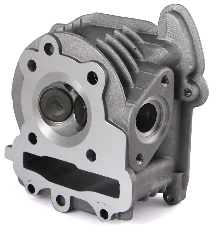 NCY Performance Cylinder Head (50mm, 81cc, Alloy); QMB139