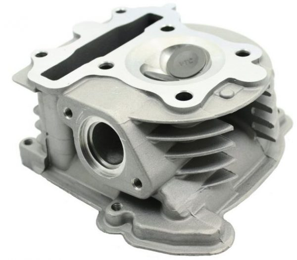 SSP-G 50cc QMB139 4-stroke 52mm Performance Cylinder Head
