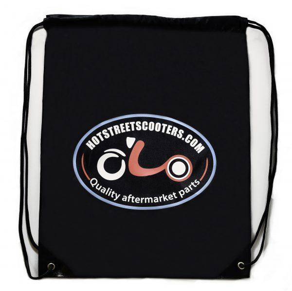 Hot Street Scooters backpack, ruck sack, knapsack, tote bag