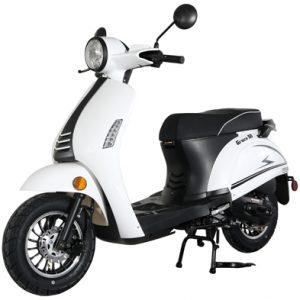 Gator-Grace 50cc Gas Scooter Classic Vespa Design